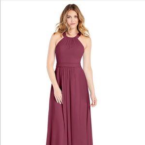 Azazie Mulberry Misha Bridesmaid Dress